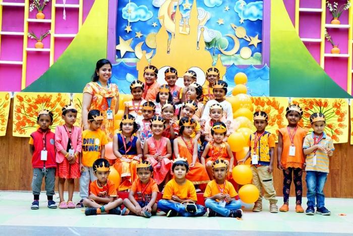 Orange Day KG Celebration 2019