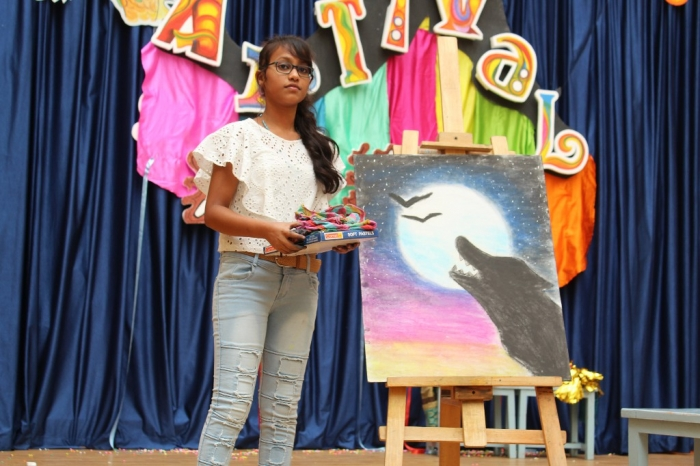 Arts Day-Childrens Day 2018
