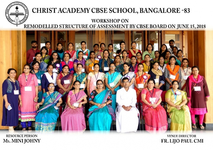 CBSE Workshop 2018