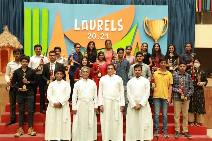 Laurels Prize Day 2021