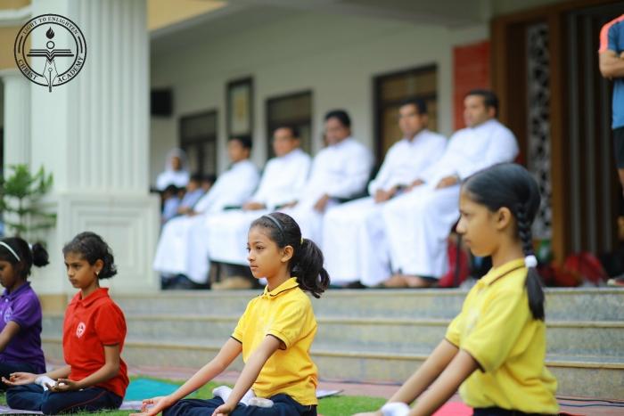 International Yoga Day 2019
